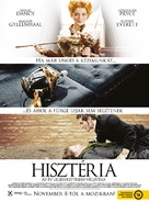 Hysteria - Hungarian Movie Poster (xs thumbnail)