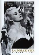 La dolce vita - Slovak Movie Cover (xs thumbnail)