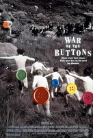 War of the Buttons - Movie Poster (xs thumbnail)