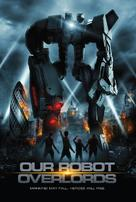 Robot Overlords - British Movie Poster (xs thumbnail)