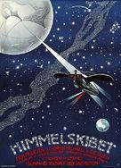 Himmelskibet - Danish Movie Poster (xs thumbnail)