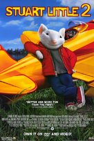 Stuart Little 2 - Video release movie poster (xs thumbnail)