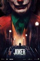 Joker - British Movie Poster (xs thumbnail)
