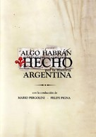 """""""Algo habrán hecho"""" - Argentinian Movie Cover (xs thumbnail)"""