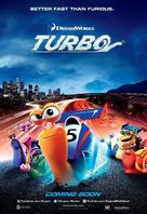Turbo - Canadian Movie Poster (xs thumbnail)