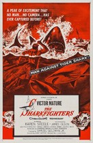 The Sharkfighters - Movie Poster (xs thumbnail)
