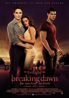 The Twilight Saga: Breaking Dawn - Part 1 - Swiss Movie Poster (xs thumbnail)