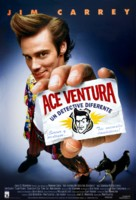 Ace Ventura: Pet Detective - Spanish Movie Poster (xs thumbnail)