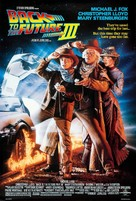 Back to the Future Part III - Movie Poster (xs thumbnail)