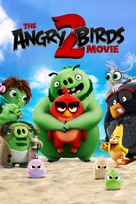 The Angry Birds Movie 2 - Movie Cover (xs thumbnail)