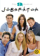 """""""Friends"""" - Hungarian DVD movie cover (xs thumbnail)"""