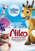 Niko - Lentäjän poika - Italian Movie Poster (xs thumbnail)