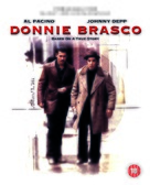 Donnie Brasco - British Movie Cover (xs thumbnail)