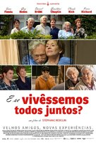 Et si on vivait tous ensemble? - Brazilian Movie Poster (xs thumbnail)