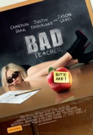 Bad Teacher - Australian Movie Poster (xs thumbnail)