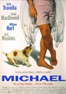 Michael - German Movie Poster (xs thumbnail)
