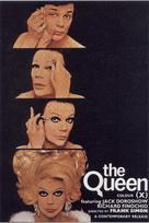 The Queen - DVD cover (xs thumbnail)