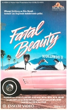 Fatal Beauty - Finnish VHS movie cover (xs thumbnail)