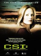 """""""CSI: Crime Scene Investigation"""" - For your consideration movie poster (xs thumbnail)"""