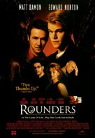 Rounders - Canadian Movie Poster (xs thumbnail)