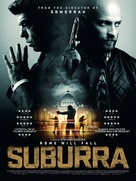 Suburra - British Movie Poster (xs thumbnail)