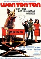 Won Ton Ton, the Dog Who Saved Hollywood - German Movie Poster (xs thumbnail)