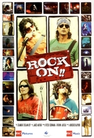 Rock On - Indian Movie Poster (xs thumbnail)
