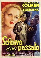 The Late George Apley - Italian Movie Poster (xs thumbnail)