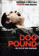 Dog Pound - French Movie Cover (xs thumbnail)