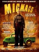 Micmacs à tire-larigot - Swedish Blu-Ray movie cover (xs thumbnail)