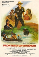 The Border - Brazilian Movie Poster (xs thumbnail)