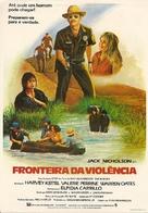 The Border - Brazilian Movie Poster (xs thumbnail)