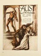 Faust - German poster (xs thumbnail)