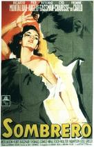 Sombrero - Italian Movie Poster (xs thumbnail)