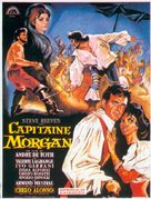 Morgan il pirata - French Movie Poster (xs thumbnail)