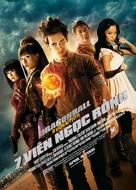 Dragonball Evolution - Vietnamese Movie Poster (xs thumbnail)