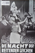 La noche del terror ciego - Austrian poster (xs thumbnail)