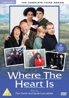 """""""Where the Heart Is"""" - British DVD movie cover (xs thumbnail)"""
