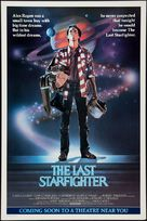 The Last Starfighter - Advance movie poster (xs thumbnail)