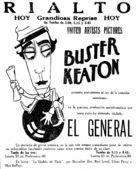 The General - Cuban poster (xs thumbnail)