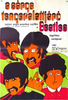 Yellow Submarine - Hungarian Movie Poster (xs thumbnail)