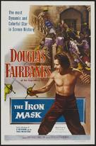 The Iron Mask - Movie Poster (xs thumbnail)