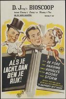 It Happened on 5th Avenue - Dutch Movie Poster (xs thumbnail)