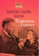 Tomorrow Is Forever - DVD movie cover (xs thumbnail)