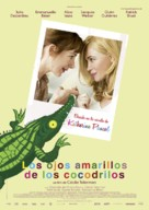 Les yeux jaunes des crocodiles - Spanish Movie Poster (xs thumbnail)