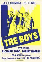 The Boys - British Movie Poster (xs thumbnail)