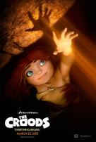 The Croods - Movie Poster (xs thumbnail)