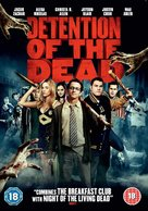Detention of the Dead - British DVD movie cover (xs thumbnail)