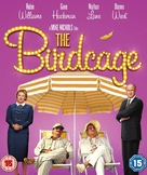 The Birdcage - British Blu-Ray cover (xs thumbnail)