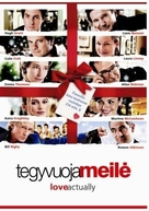 Love Actually - Lithuanian DVD cover (xs thumbnail)